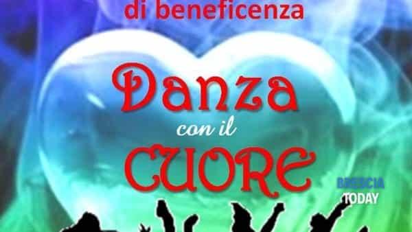 """Brescia: """"Danza con il cuore"""" al Teatro Santa Giulia"""