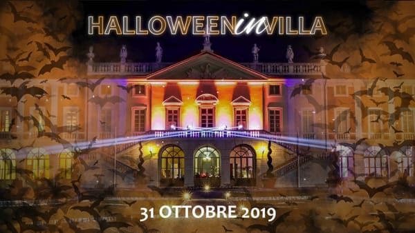 Rezzato: Halloween Night a Villa Fenaroli