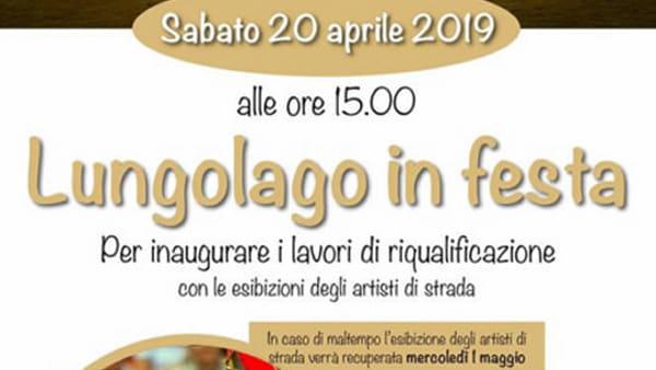 Toscolano Maderno: Lungolago in Festa