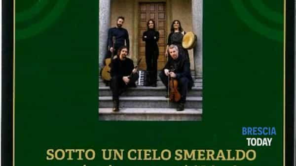 Brescia: sotto un cielo smeraldo