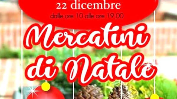 Capovalle: Mercatini di Natale
