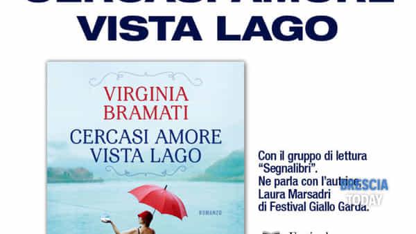 """Brescia: presentazione del libro """"Cercasi amore vista lago"""""""