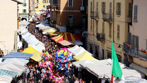 Brescia: Fiera dei Santi Faustino e Giovita