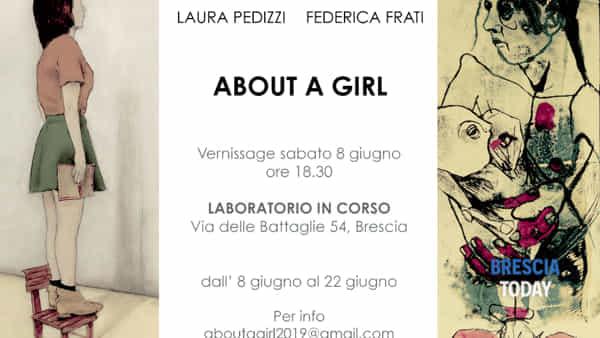 Brescia: mostra 'Abuot a girl'