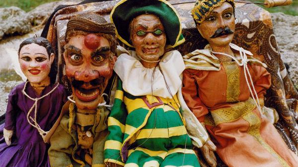 Borgosatollo: Teatro dei burattini con Masha e Orso