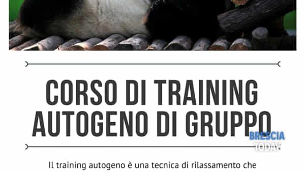 Brescia: training autogeno di gruppo
