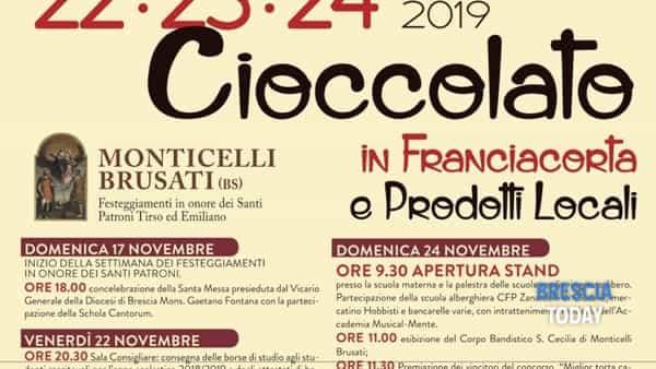 Monticelli: cioccolato in Franciacorta e prodotti locali