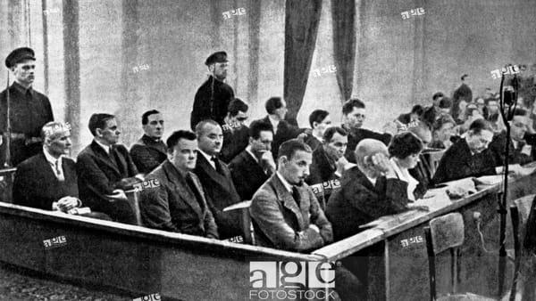 Stalin e il grande terrore: la controrivoluzione in Unione Sovietica