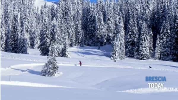 Brescia: i corsi di sci di fondo del Cai