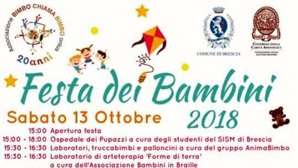 Brescia: Festa dei Bambini