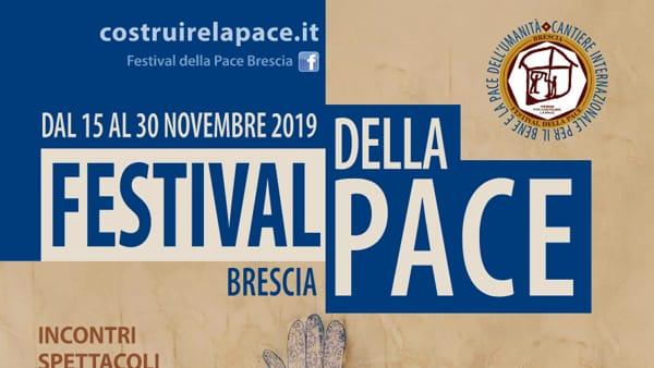 Brescia: Festival della Pace