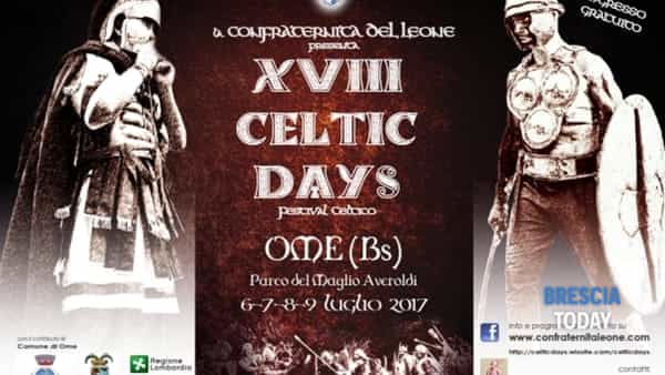 Ome: Celtic Days 2017