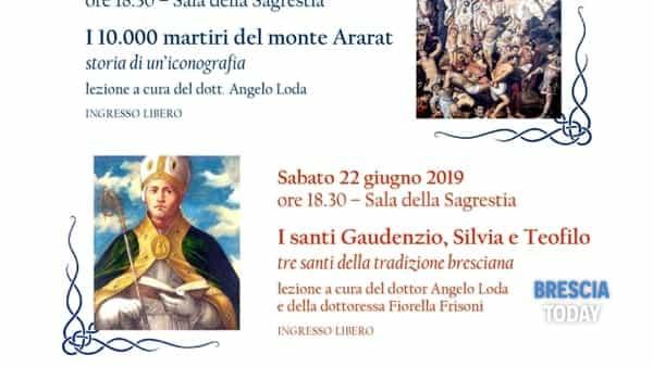 Brescia: sabato culturale