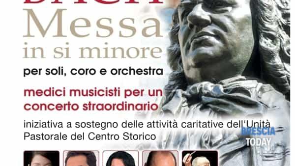 Brescia: messa in Si minore