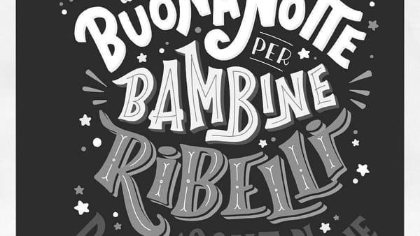 """Luciano Bertoli dà voce alle """"Bambine ribelli"""""""