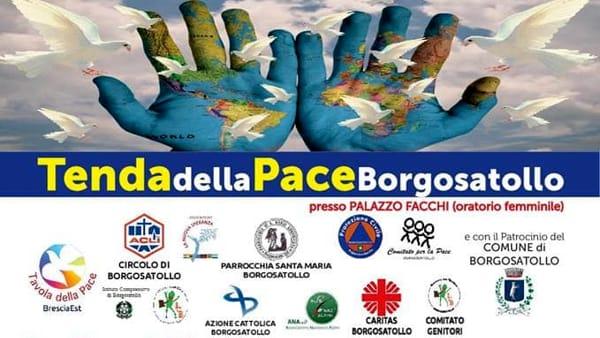 Borgosatollo: Tenda della Pace