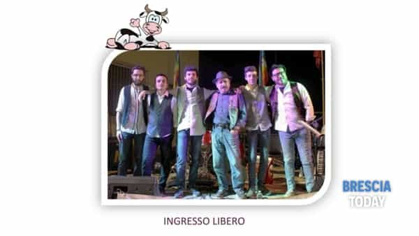 """Brescia: """"I Malghesetti"""" in concerto"""