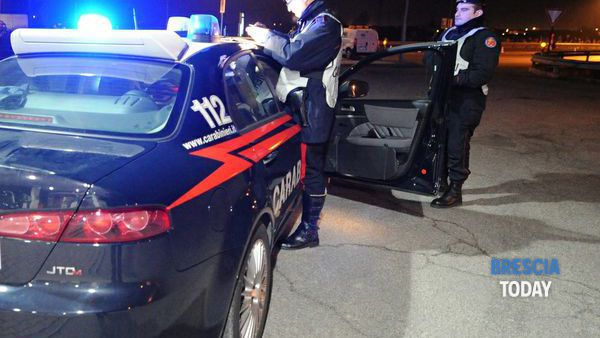 Brescia: furto al bar OK di via Milano, forzate le slot machines