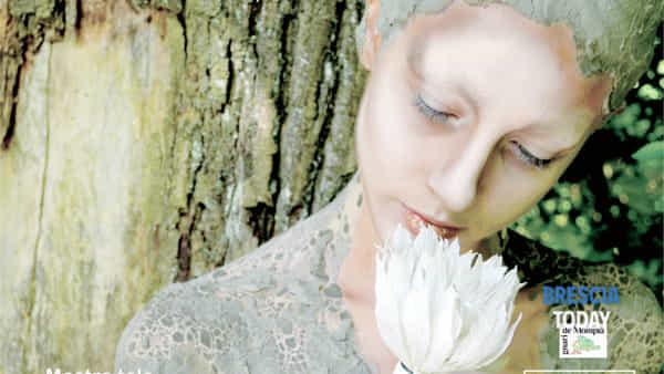 Brescia: mostra il bosco dipinto, la pelle come tela