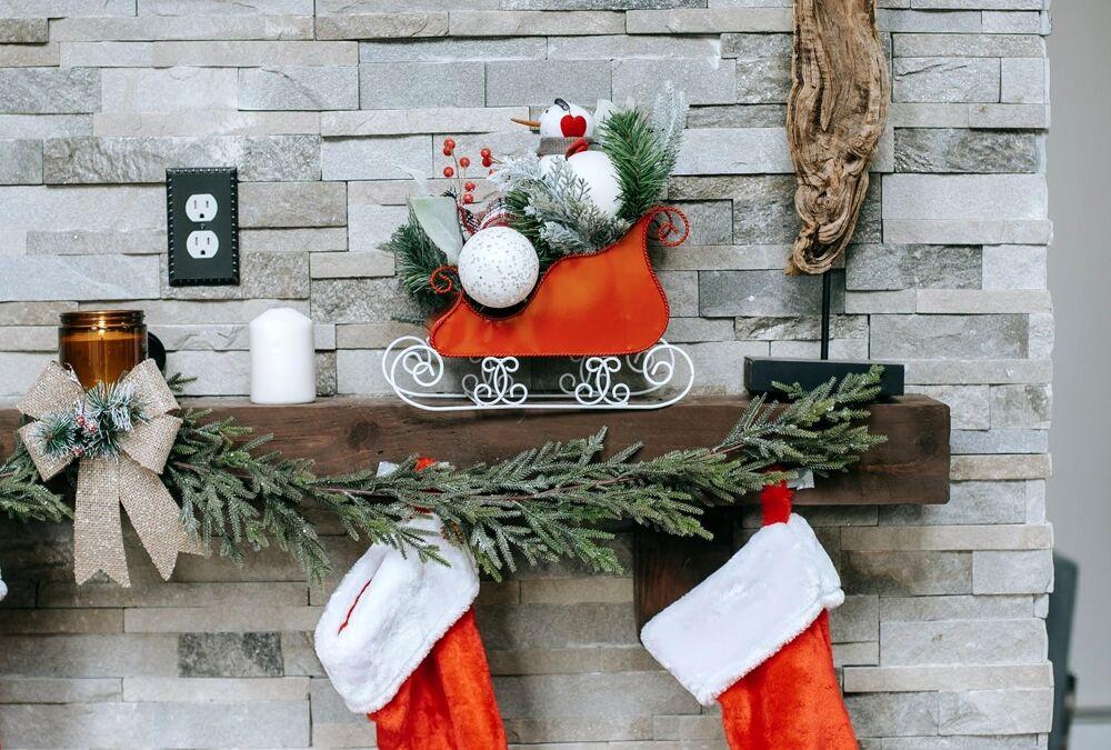 Alberi Di Natale Fai Da Te.Albero Di Natale Fai Da Te 10 Idee Per Rivoluzionare La Nostra Casa