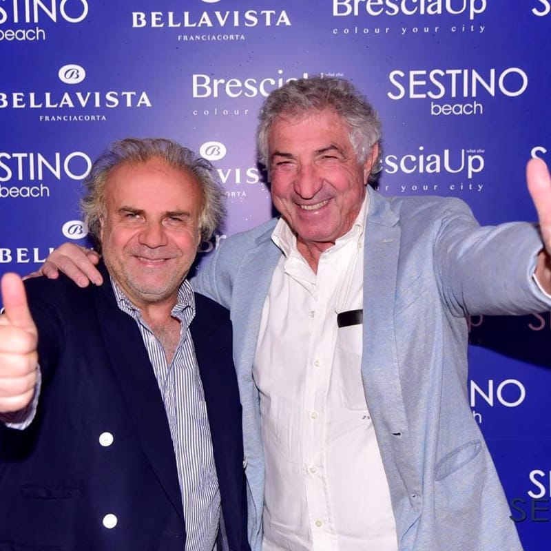 Jerry Calà e Puccio Gallo