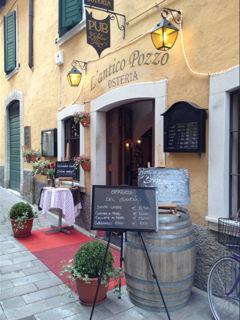 Toscolano-Maderno: ristorante l'Antico Pozzo