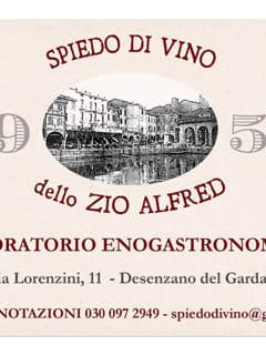 """Desenzano del Garda: """"Spiedo di Vino"""" dello Zio Alfred"""